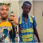 Zlatan Ibile Gifts Childhood Friend Brand New Benz On His Birthday- (Video/Photos)