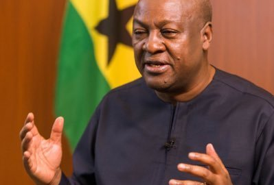 Video: See What We Saw Former President John Dramani Mahama Doing On Father's Day