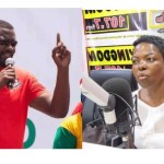 """Even if you construct gold roads, you will lose the election"" – Dumelo tells Lydia Alhassan"