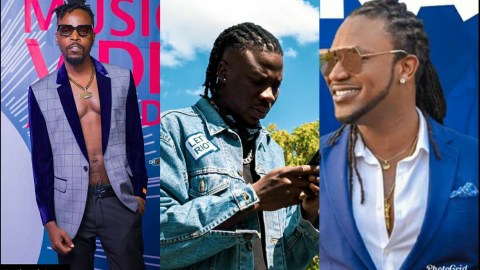 BukBak Bright Introduced Me To TV And Kwaw Kese Helped Me With My First Music Video – Stonebwoy Recounts