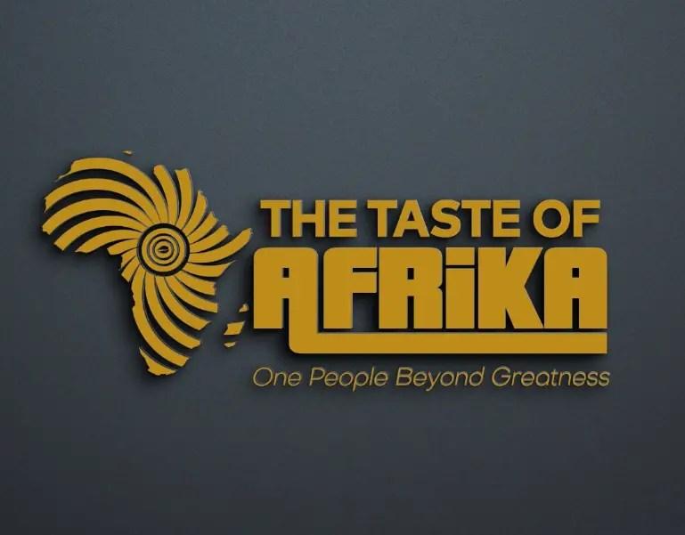 The Taste of Afrika logo