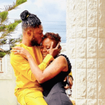 Photos of Keche Andrew And His Sugar Mummy Wife Chopping Love Goes Viral