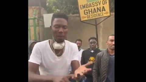 Covid-19: Ghanaian Players In Ethiopia Beg Nana Akufo Addo To Come to Their Aid Else Things Might Turn Ugly For Them (+Video)