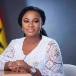 Social Media Users Can't Keep Quiet When They Heard Former EC Boss, Charlotte Osei Has Joined GHOne As TV Presenter