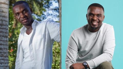 Joe Mettle Couldn't Believe His Eyes After Sharing A Throwback Photo Of Himself