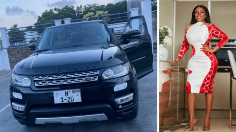 Ghana Police Should Have Arrested Nana Aba Anamoah And The Person Who Bought The Car For Deceiving The Public – Fred Kyei Mensah (+Video)