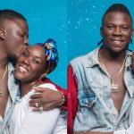 Love Brewed In Heaven – Stonebwoy Romantically Describes His Wife, Louisa With Just One Word (Video)