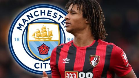 Manchester City pay £41M for Nathan Ake