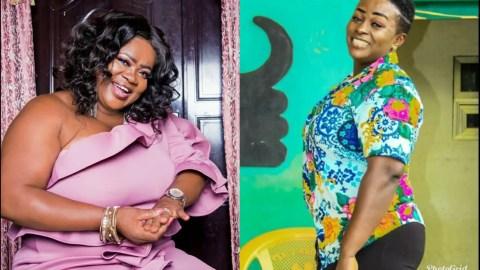 Ama Oduma Odum Finally Reveals The Kind Of Relationship She Has With Mercy Aseidu's Husband(+Video)