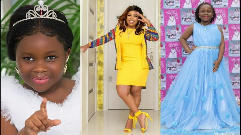 Checkout These Photos Of How Afia Schwarzenegger Celebrated Her Daughter's Sixth Birthday(+Photos)