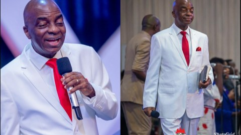Refusing To Pay Tithes Invokes Financial Curse To Your Life – Pastor David Oyedepo