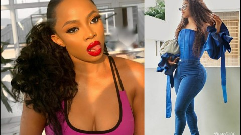 Don't Take Your Girlfriend To Hospital When She Is Sick, Give Her Money And She Will Be Healed – Toke Makinwa