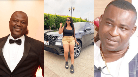 Hajia4Real Asks Chairman Wontumi To Render An Unqualified Apology To Her Within 24 Hours Or Gets Sued For Saying Ibrahim Mahama Bought The Range Rover For Her