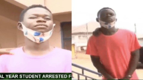 Final Year KNUST Student Arrested For Murder Of His Friend Who Owes Him Ghc1,200
