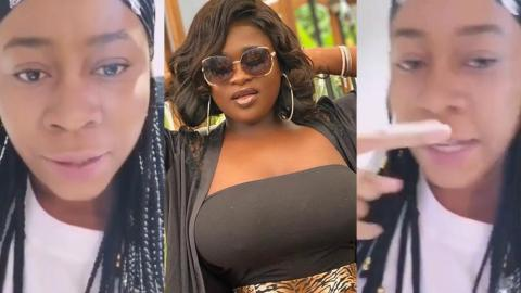 Things Are Getting Physical – Dede Supa Warns Sista Afia And Her Crew After They Allegedly Attacked Her