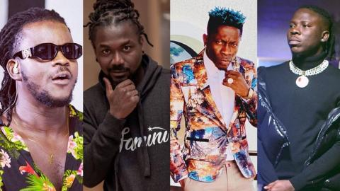 Jupitar Claims To Be The Only Dancehall Artiste In Ghana Compared To Shatta Wale, Samini And Stonebwoy