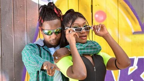 Wendy Shay And Kelvyn Boy Squash Beef And Work On New Music – (+Photos)