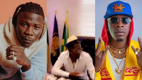 Its All About The Love – Stonebwoy Reacts To Shatta Wale Jamming To His Song 'Putuu'