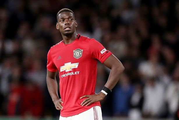Manchester United Midfielder Paul Pogba Tests Positive For COVID