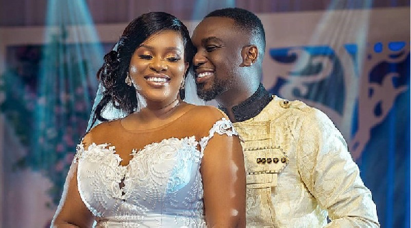 Joe Mettle's Wife Shares First Photo After Marriage