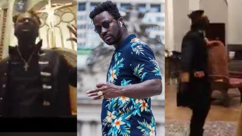 Asem Releases Video Teaser For His Long Awaited EP, Weather Channel And Its A Possible Hit
