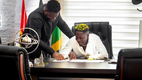 No One Should Use My Picture Or My Brand On Any Political Campaign Or Platforms- Shatta Wale Warns