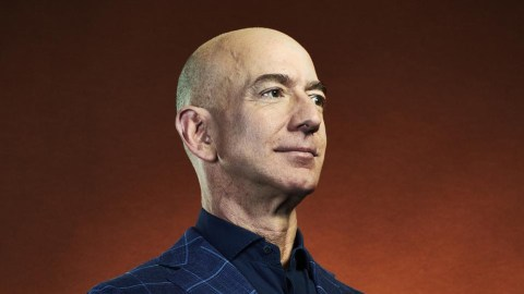 Jeff Bezos Becomes The First Person Ever Worth $200 Billion