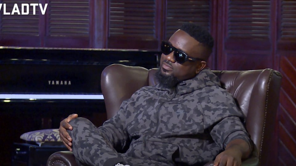Sarkodie's Scanty Knowledge About The History Of Ghana Put To Test On Maiden Appearance On Vlad Tv