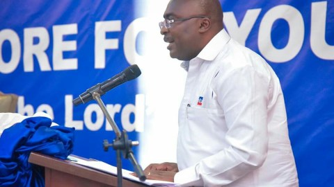 We Are Going To Build New Harbour And Airport In Cape Coast – Bawumia Makes Grandiose Promise
