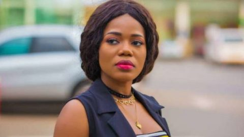 Great morale as Mzbel throws her full support for John Dumelo