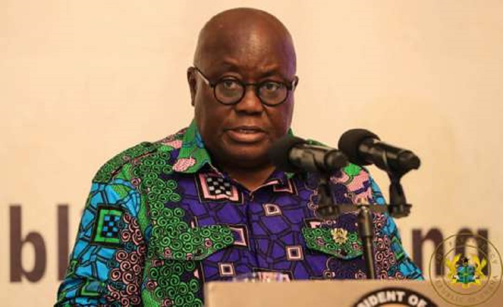 Full Speech: President Akufo-Addo's 16th Address To The Nation