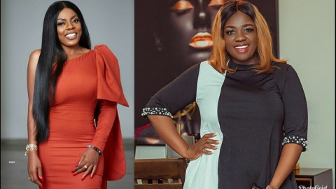 "Tracy Boakye Repents And Apologizes After Nana Aba Anamoah ""Disciplines"" Her"