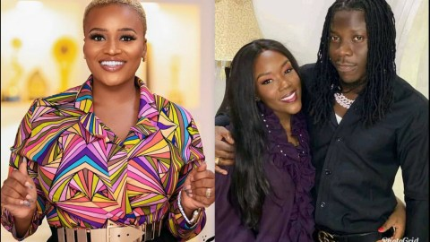 Stonebwoy's Actions Make It Look As If He Physically Abuses His Wife- MzGee
