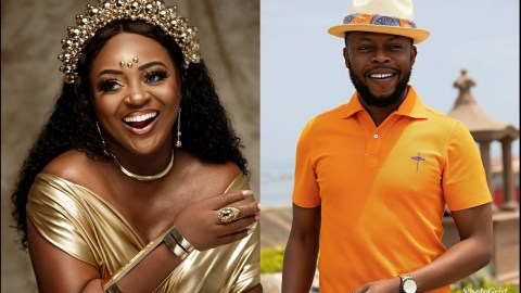 With All Her Wealth And Exposure, Jackie Appiah Doesn't Brag Like Some People – Kalybos Subtly Shades Tracey Boakye