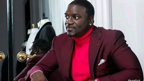 Akon Lays First Stone For His Own City In Mbodiene Senegal (+DETAILS)