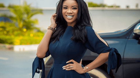 Serwaa Amihere Receives Hilarious Comments For Her Question On How Virginity Tests Are Done