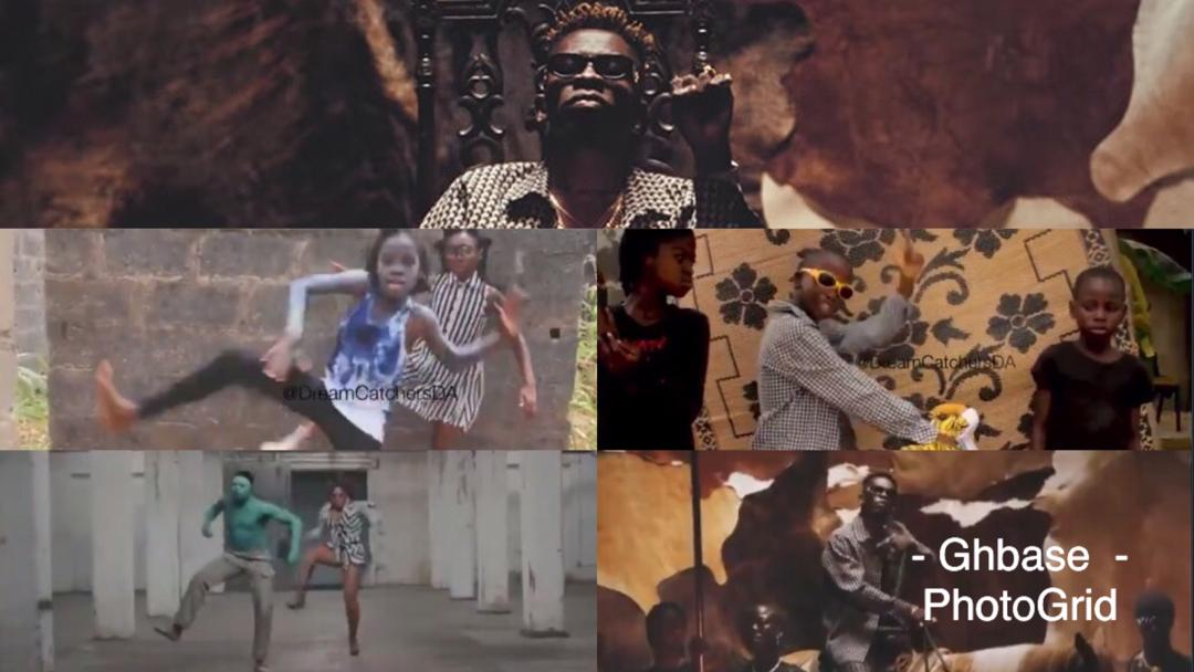 Shatta Wale reacts to a remake of the 'Already' music video by the young girls of Dream Chasers Academy