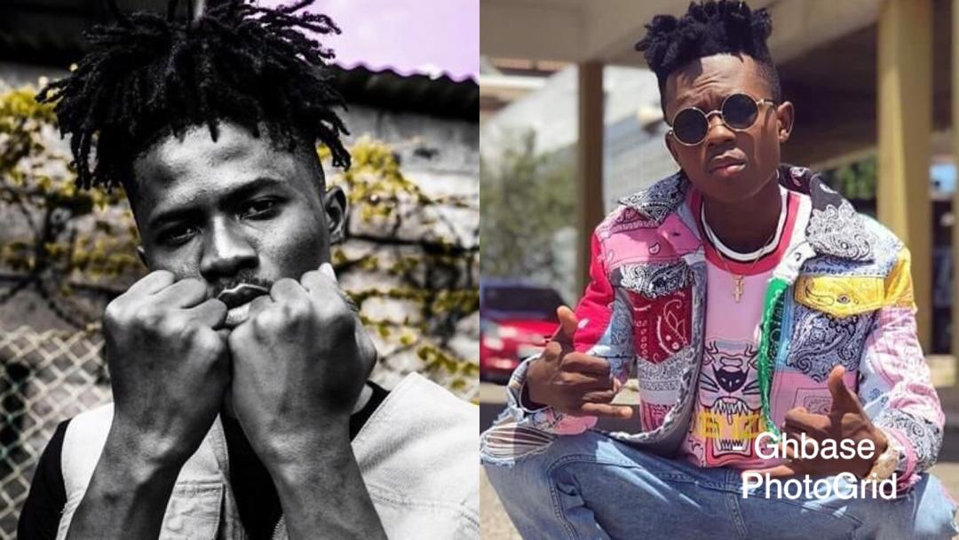 Kwesi ArthurAnd Strongman. Who Is Better? Fans Pick And Choose