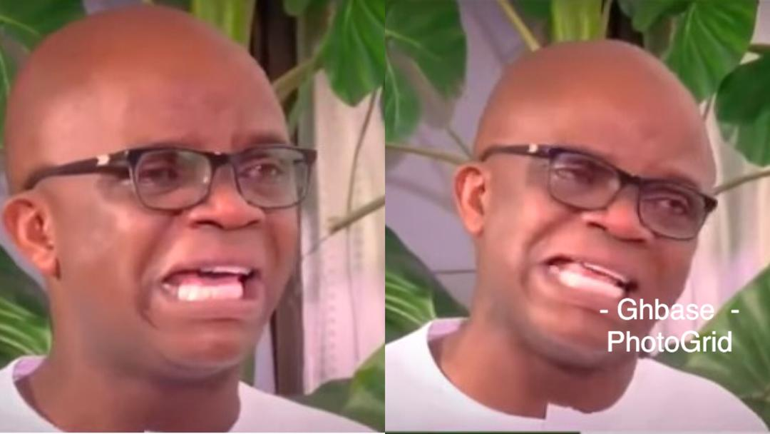 """You Are Not A Good Christian If Vote For Mahama"" – MASLOC CEO Weeps As He Touts The Achievements Of Akufo-Addo On Live TV"