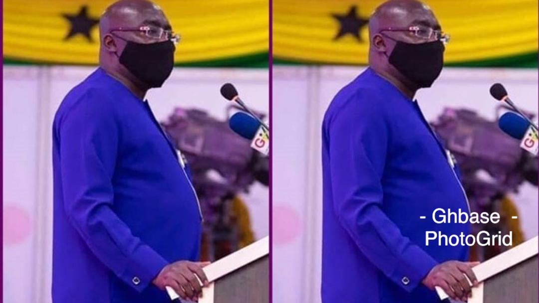 """I Have Put On Weight Due To Eating Late At Night"" - Vice President Bawumia"