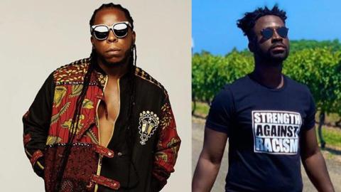Edem Reduces Asem To A Comedian, Shares Story Of How He Helped Him Write A Song 4 Years Ag