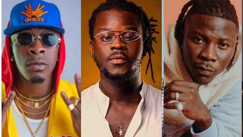 Jupitar Says Shatta Wale And Stonebwoy Clash Is Not A Fair Match, Names The Perfect Pairs For The Match