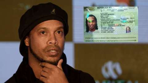 Ronaldinho Released After Spending Five Months In Paraguayan Detention For Passport Forgery