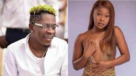 HOT AUDIO: Efia Odo In Hot Waters As She Is Exposed For Allowing Herself To Be Used By Shatta Wale, Begging For Money And More  – LISTEN