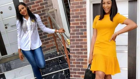 Beautiful Nigerian lady who was set to wed in October crushed by truck in Ajah