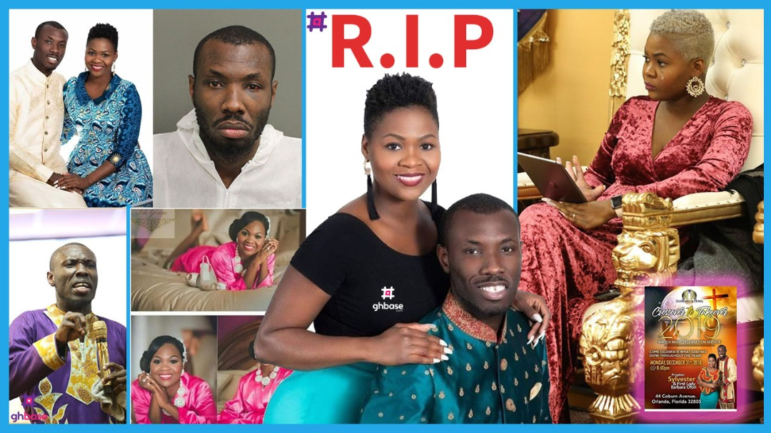 Pastor kills wife