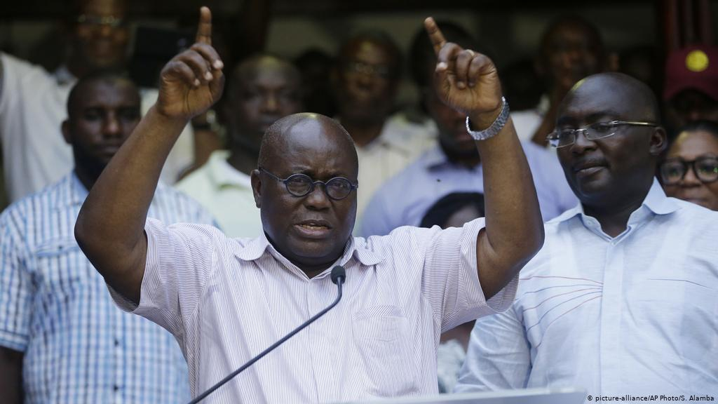 'I am the politician you can trust. Believe in me and vote for me – Akufo-Addo appeals to Ghanaians
