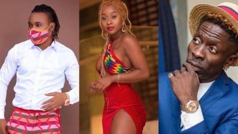 'I'll Soon Snatch You From Shatta Wale And Make Him Cry Like A Baby'- Budding artiste Tells Efia Odo