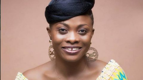 """""""It's a big disgrace to get pregnant and give birth out of wedlock"""" – Gospel act, Diana Asamoah"""