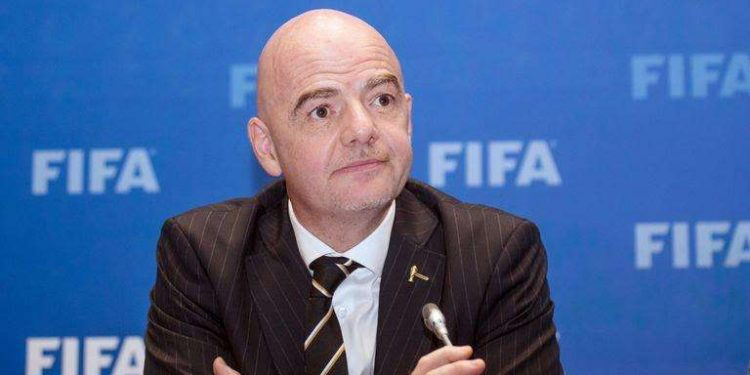 FIFA Prez expresses condolences & support to Offinso accident victim